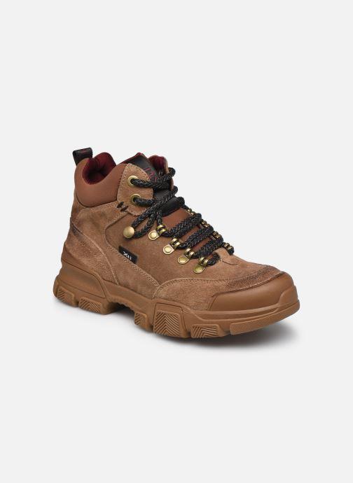 Bottines et boots Xti 44577 Marron vue détail/paire