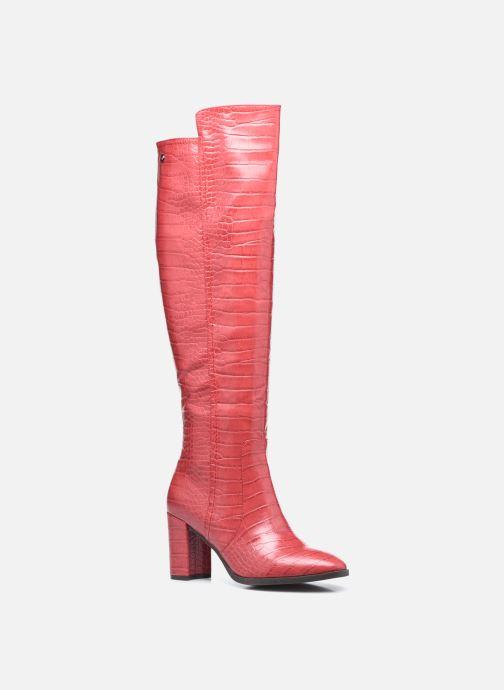 Stiefel Xti 44642 rot detaillierte ansicht/modell