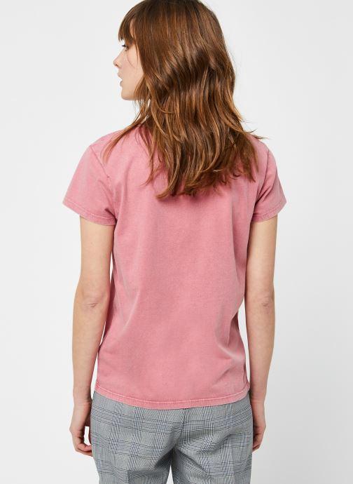 Kleding IKKS Women BS10465 Roze model