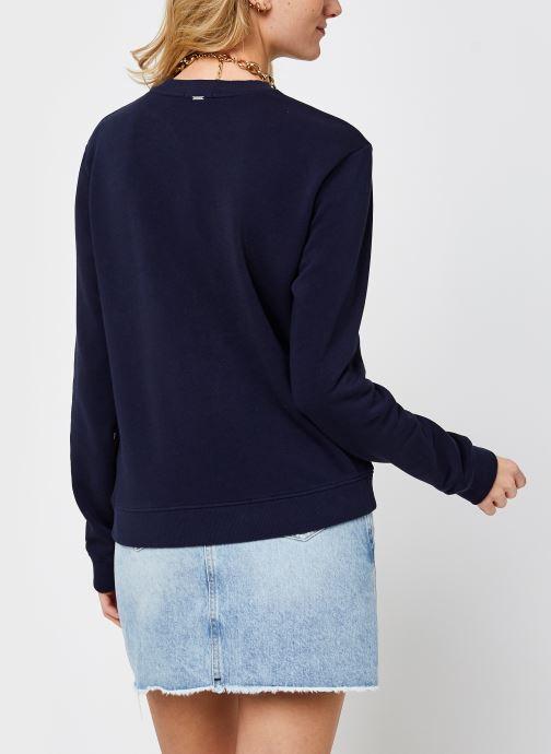 Kleding IKKS Women BS15035 Blauw model
