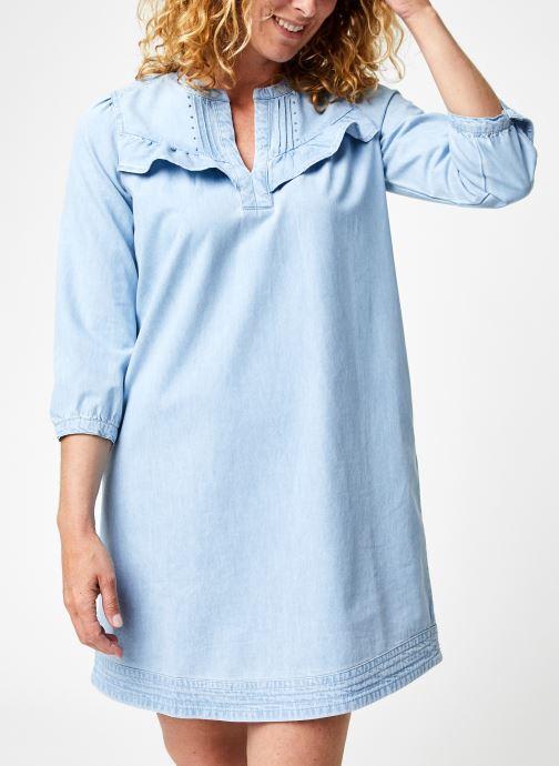 Vêtements IKKS Women BS30125 Bleu vue détail/paire