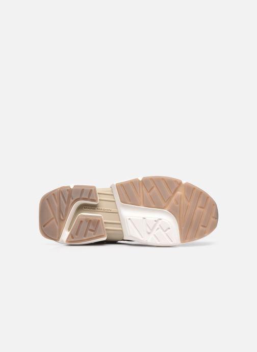 Sneaker Skechers Split Litman beige ansicht von oben
