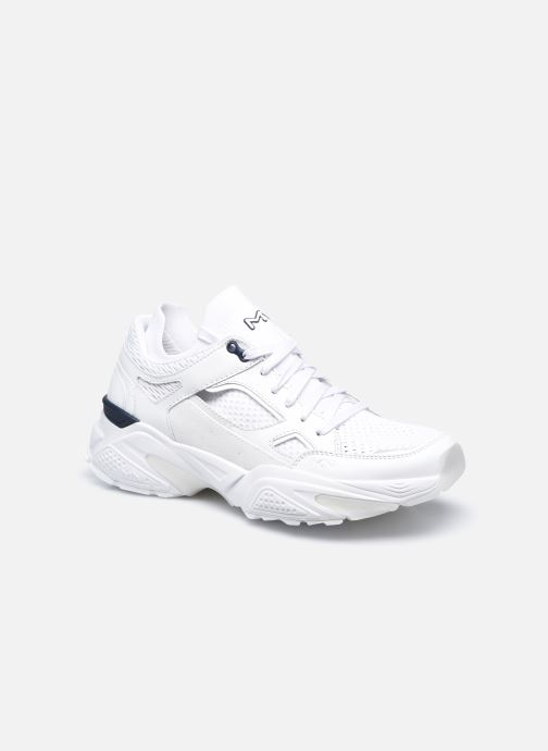 Sneaker Skechers Kraz Thurston weiß detaillierte ansicht/modell