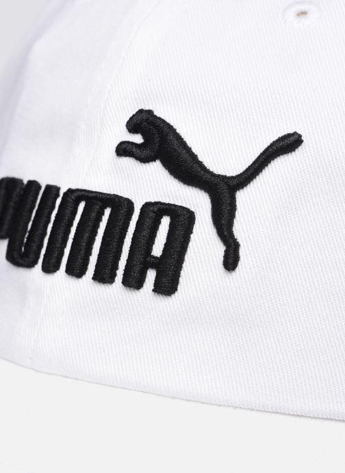 Kappe Puma Pck6 Ess No 1 Cap weiß ansicht von rechts