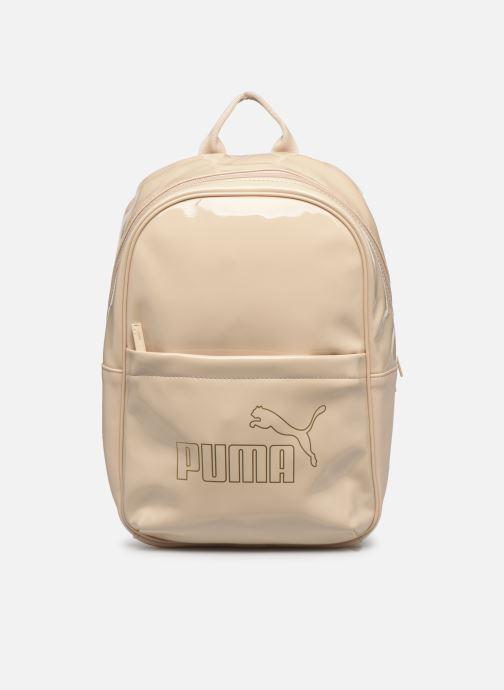 Rucksäcke Puma Core Up Backpack beige detaillierte ansicht/modell