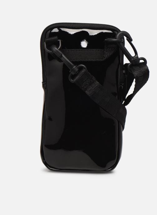 Bolsos de mano Puma Core Up Sling Bag Negro vista de frente