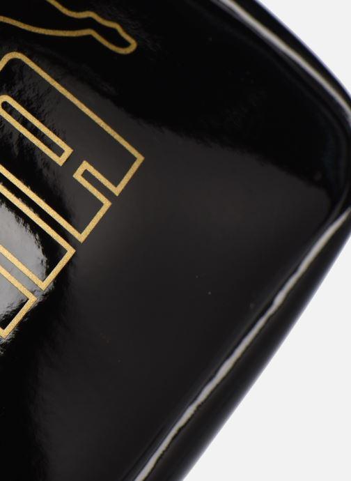 Bolsos de mano Puma Core Up Sling Bag Negro vista lateral izquierda