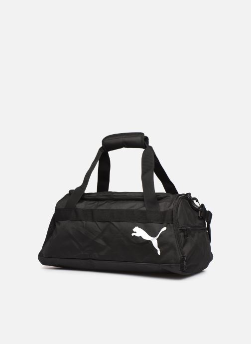 Borsa da palestra Puma Goal 23 Bag S Nero modello indossato