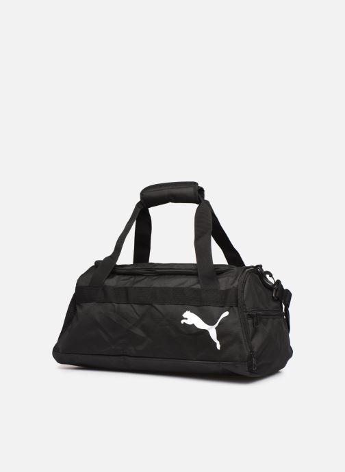Bolsas de deporte Puma Goal 23 Bag S Negro vista del modelo