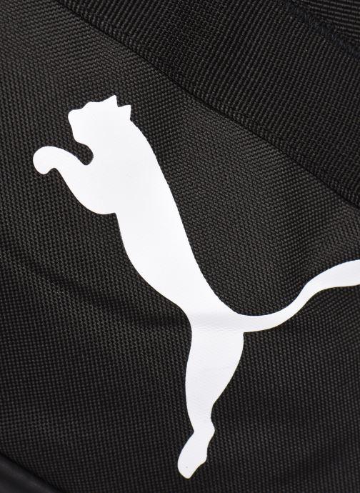 Bolsas de deporte Puma Goal 23 Bag S Negro vista lateral izquierda