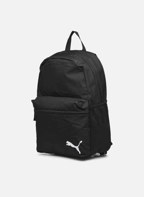 Zaini Puma Goal 23 Backpack Cor Nero modello indossato