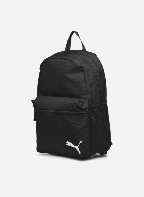 Rucksäcke Puma Goal 23 Backpack Cor schwarz schuhe getragen