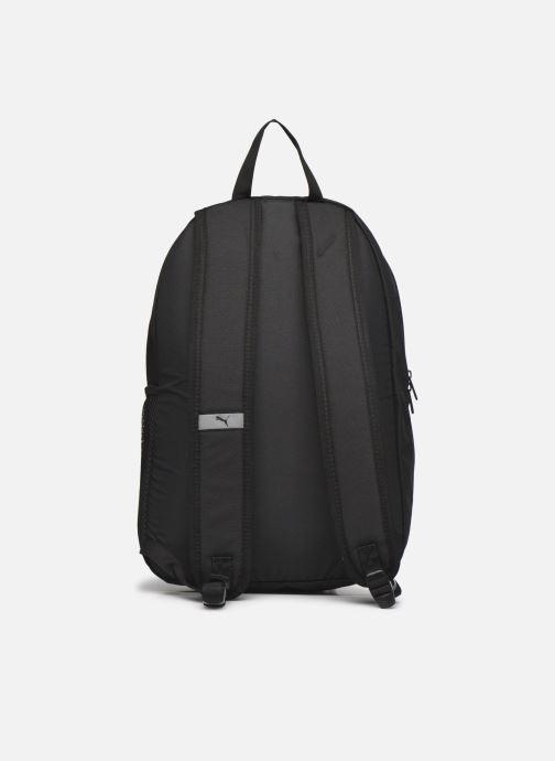 Rucksäcke Puma Goal 23 Backpack Cor schwarz ansicht von vorne