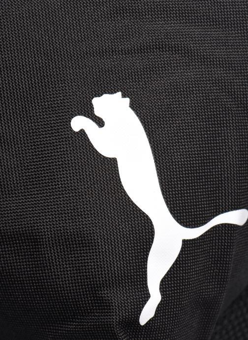 Mochilas Puma Goal 23 Backpack Cor Negro vista lateral izquierda