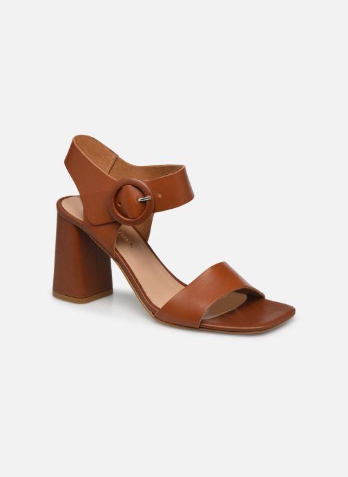 Sandali e scarpe aperte Georgia Rose Jolinna Marrone vedi dettaglio/paio