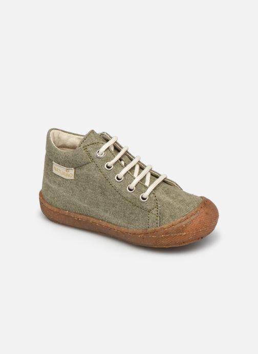 Boots en enkellaarsjes Naturino Cocoon Organic Grijs detail