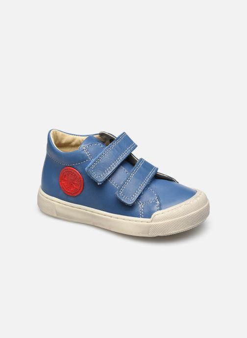 Boots en enkellaarsjes Naturino Falcotto Alstro VL Blauw detail