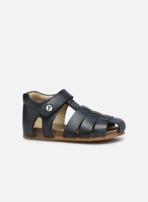 Sandales et nu-pieds Naturino Falcotto Alby Bleu vue derrière