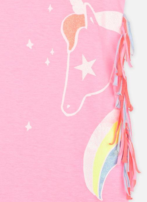 Kleding Billieblush U12625 Roze voorkant