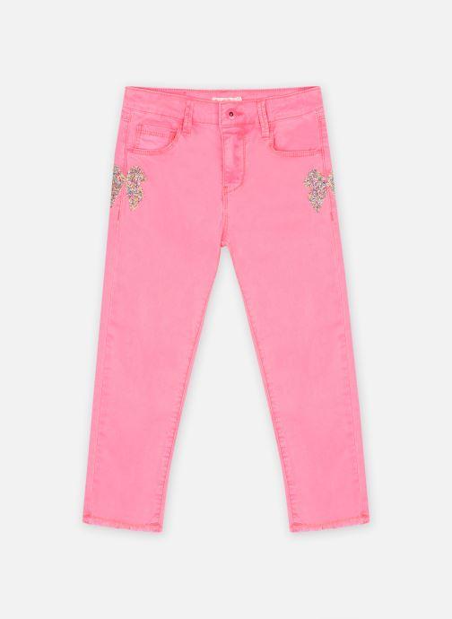 Vêtements Billieblush U14422 Rose vue détail/paire