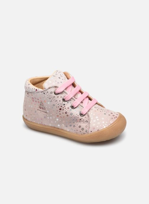 Stiefeletten & Boots Acebo's 1148BB rosa detaillierte ansicht/modell