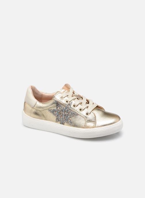 Sneakers Acebo's 5461ET Goud en brons detail