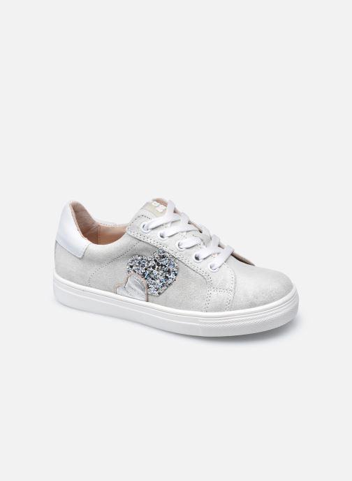 Sneakers Acebo's 5470 Zilver detail