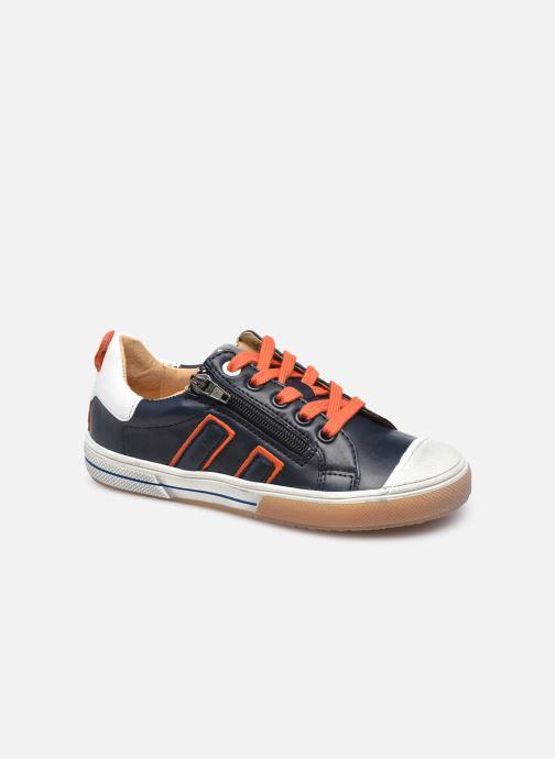 Sneaker Acebo's 5436 blau detaillierte ansicht/modell