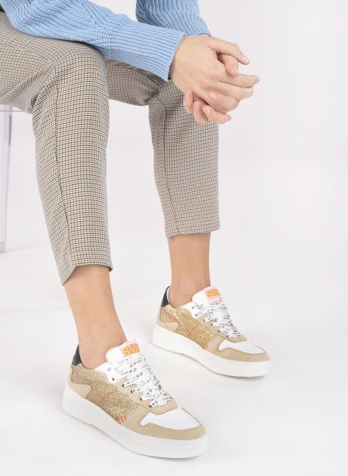 Sneakers Semerdjian SUVA Beige onder