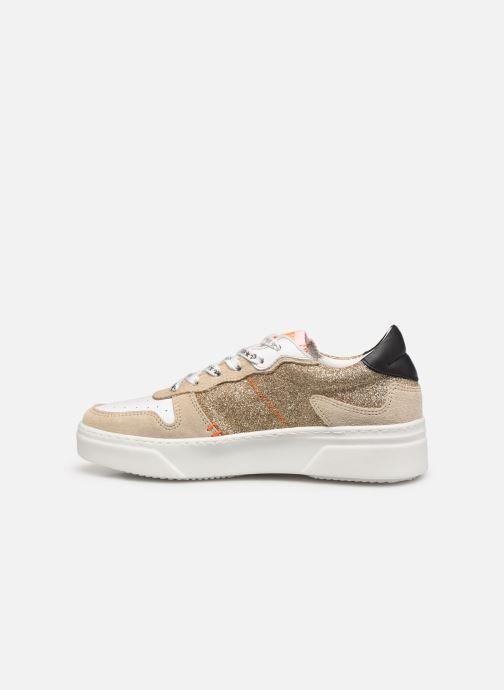 Sneakers Semerdjian SUVA Beige voorkant