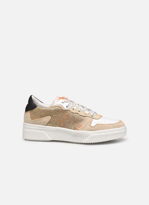 Sneakers Semerdjian SUVA Beige achterkant