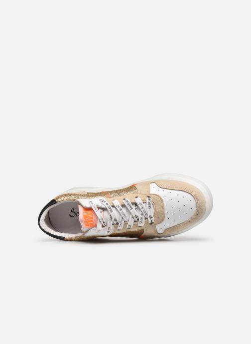 Sneakers Semerdjian SUVA Beige links