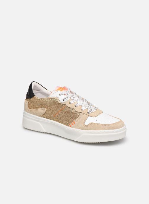 Sneakers Semerdjian SUVA Beige detail