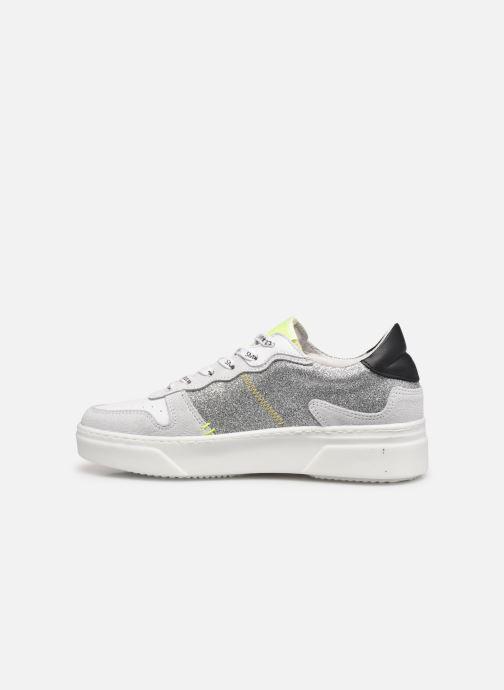 Sneakers Semerdjian SUVA Grijs voorkant