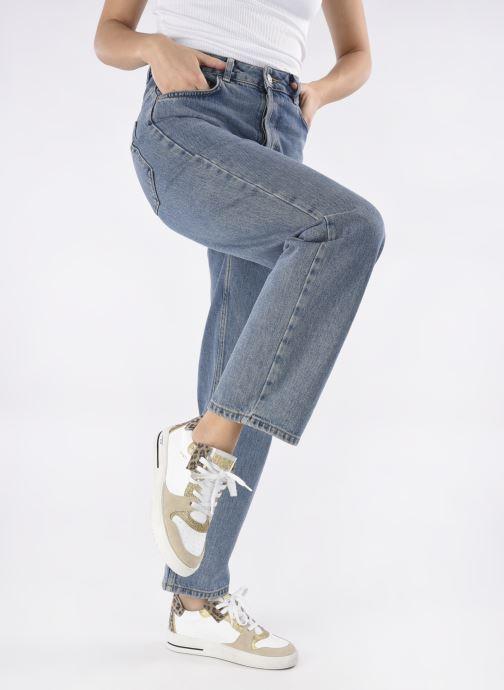 Sneakers Semerdjian LOME Wit onder
