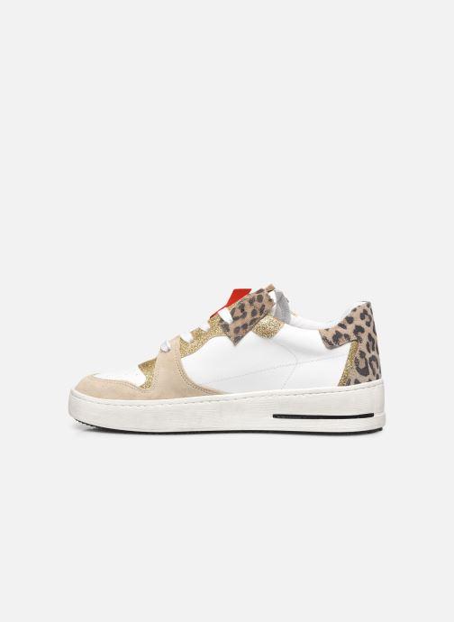 Sneakers Semerdjian LOME Wit voorkant