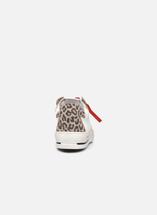 Sneakers Semerdjian LOME Wit rechts