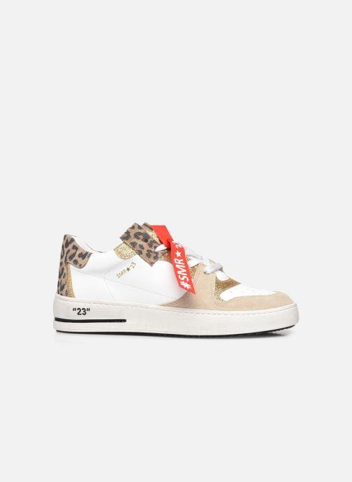 Sneakers Semerdjian LOME Wit achterkant