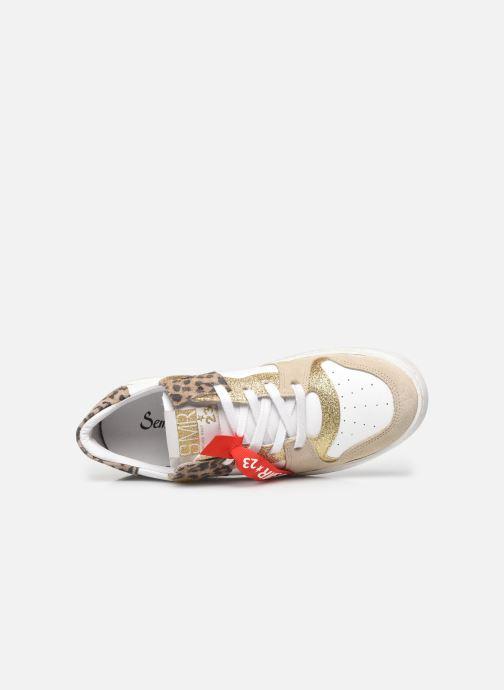 Sneakers Semerdjian LOME Wit links