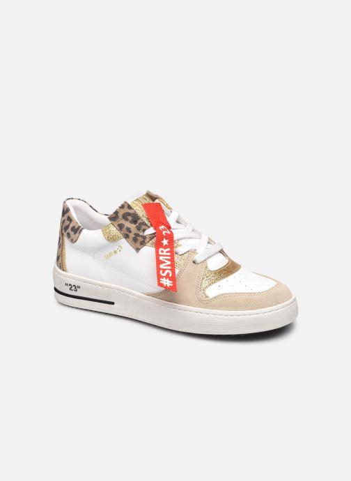 Sneakers Semerdjian LOME Wit detail