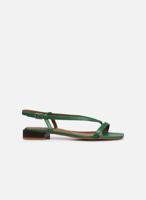 Sandalen Made by SARENZA Exotic Vibes Sandales Plates #1 grün detaillierte ansicht/modell