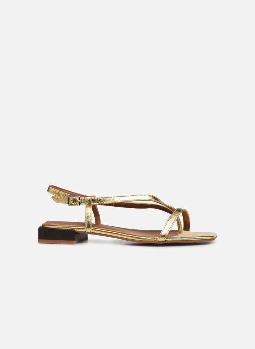 Sandalen Made by SARENZA Exotic Vibes Sandales Plates #1 gold/bronze detaillierte ansicht/modell