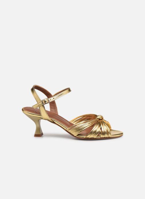 Sandales et nu-pieds Made by SARENZA Exotic Vibes Sandales à Talons #2 Or et bronze vue détail/paire