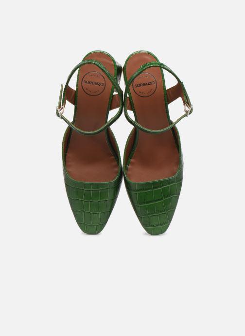 Décolleté Made by SARENZA Exotic Vibes Escarpins #2 Verde modello indossato