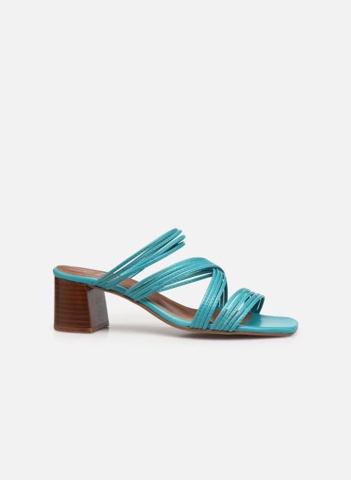 Sandalen Made by SARENZA Exotic Vibes Sandales à Talons #5 Blauw detail