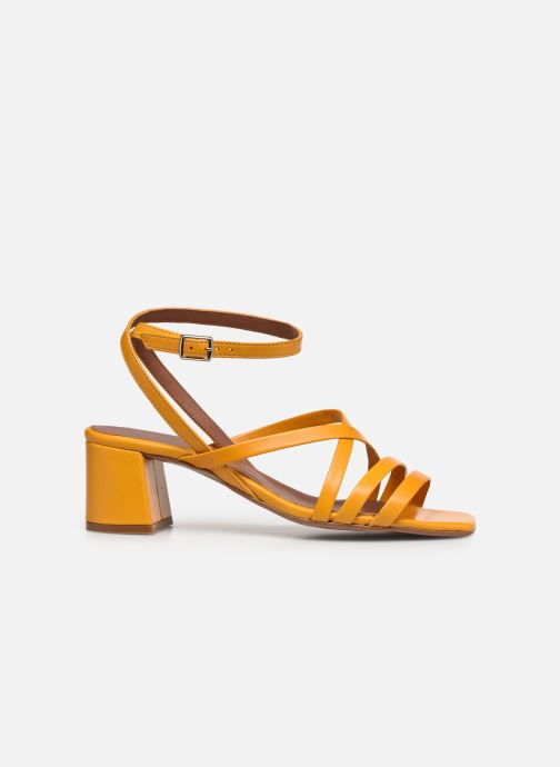 Sandalen Made by SARENZA Exotic Vibes Sandales à Talons #6 gelb detaillierte ansicht/modell