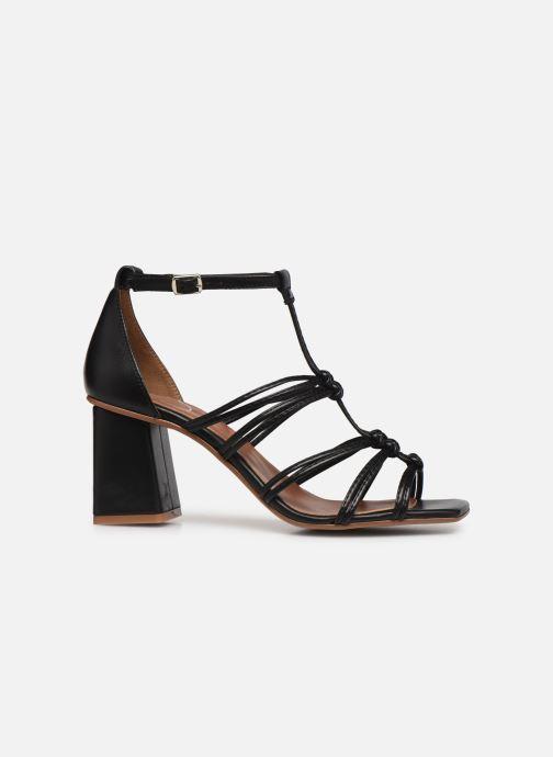 Sandalen Made by SARENZA Exotic Vibes Sandales à Talons #8 schwarz detaillierte ansicht/modell