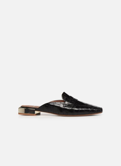 Slipper Made by SARENZA Exotic Vibes Mocassins #2 schwarz detaillierte ansicht/modell