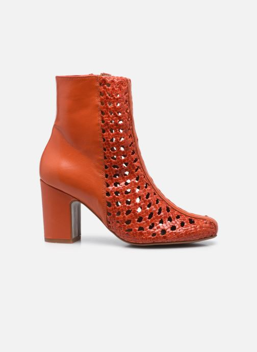 Stiefeletten & Boots Made by SARENZA Rustic Beach Boots #1 rot detaillierte ansicht/modell