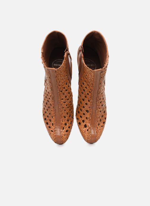 Stiefeletten & Boots Made by SARENZA Rustic Beach Boots #1 braun schuhe getragen